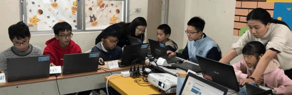 均一與課輔班合作的先導專案,取自於:社團法人臺南市以恩關懷協會FB