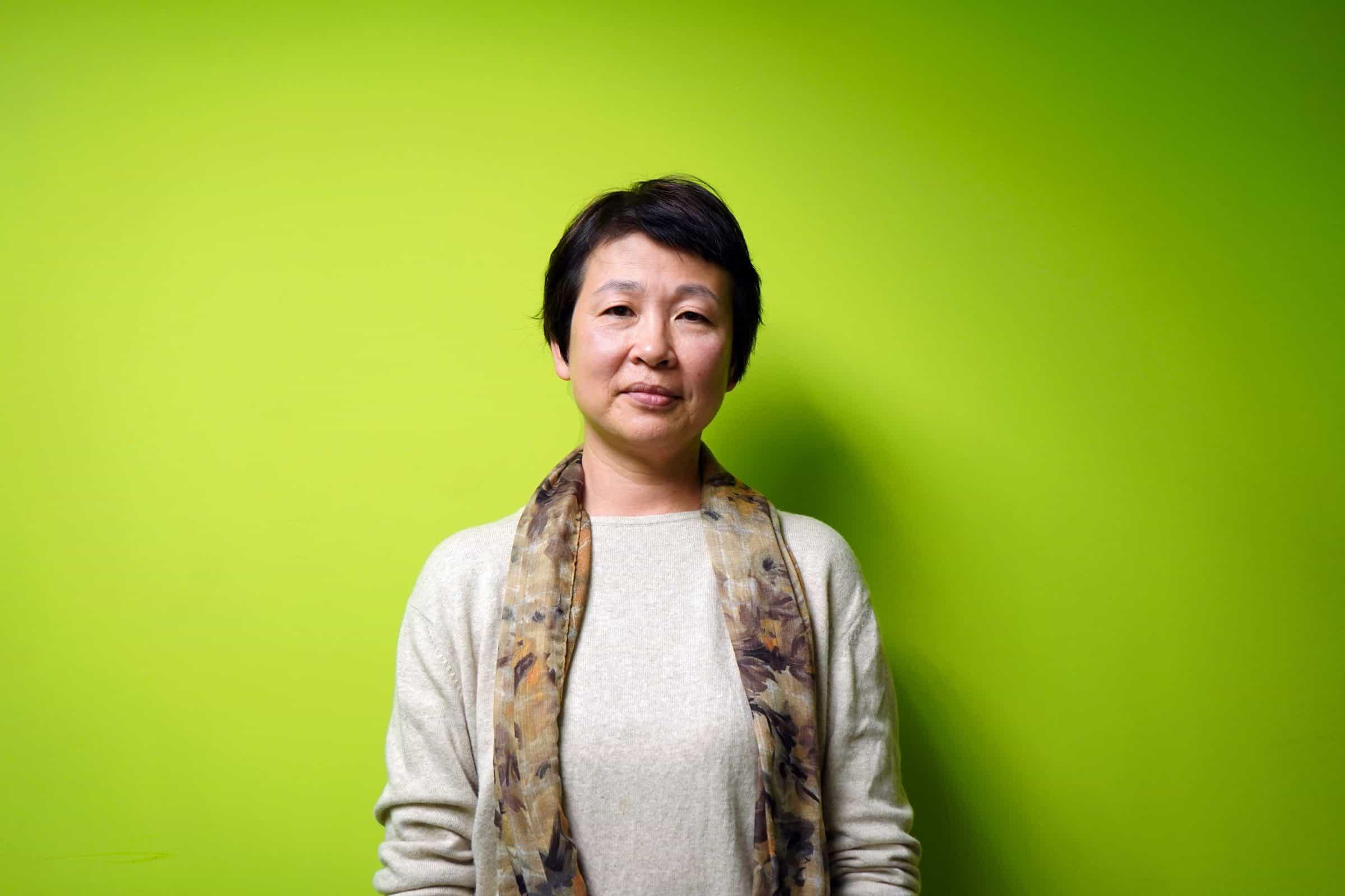 凱琳從大學畢業後,回台灣創業開幼稚園,退休後,在經營親子共度計畫